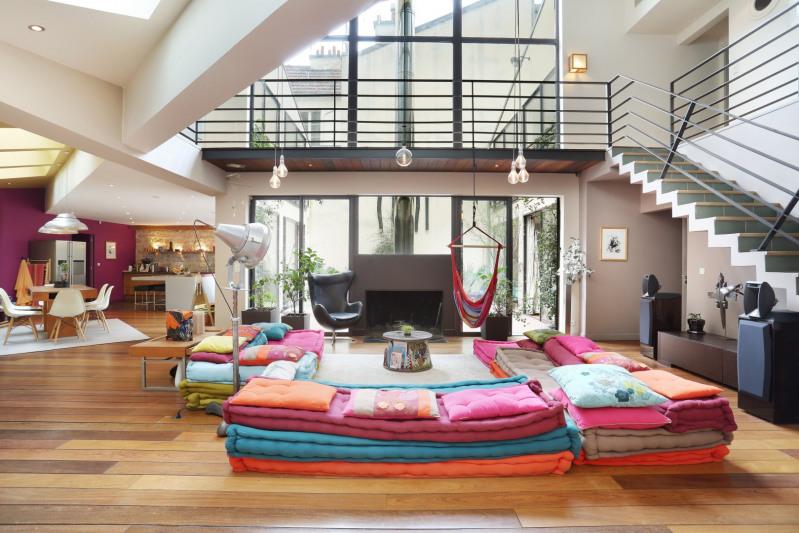 Revenda residencial de prestígio loft Paris 15ème 4495000€ - Fotografia 2