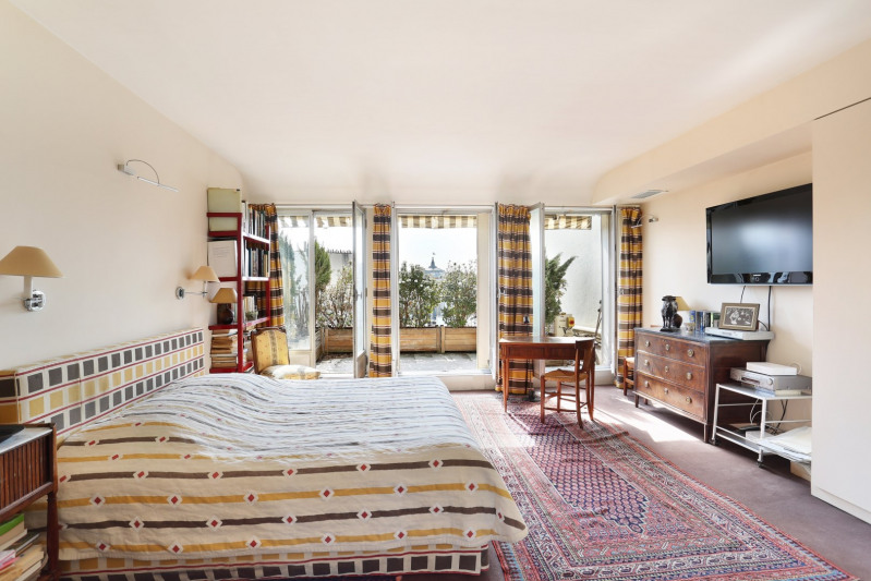 Vente de prestige appartement Paris 8ème 1100000€ - Photo 2