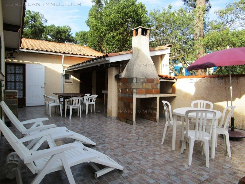 Vacation rental house / villa Lacanau-ocean 675€ - Picture 1