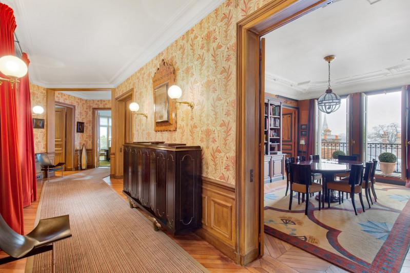 Vente de prestige appartement Paris 7ème 5850000€ - Photo 12