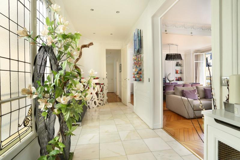 Revenda residencial de prestígio apartamento Paris 16ème 2120000€ - Fotografia 4