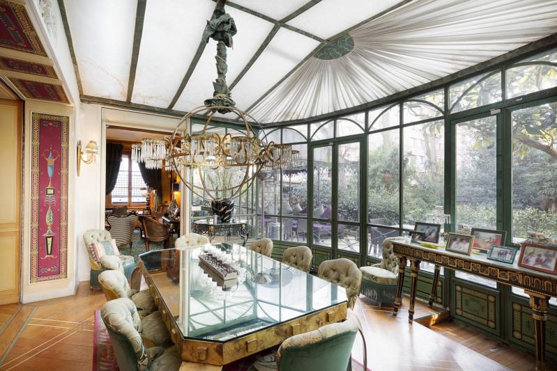Revenda residencial de prestígio palacete Paris 16ème 11500000€ - Fotografia 7