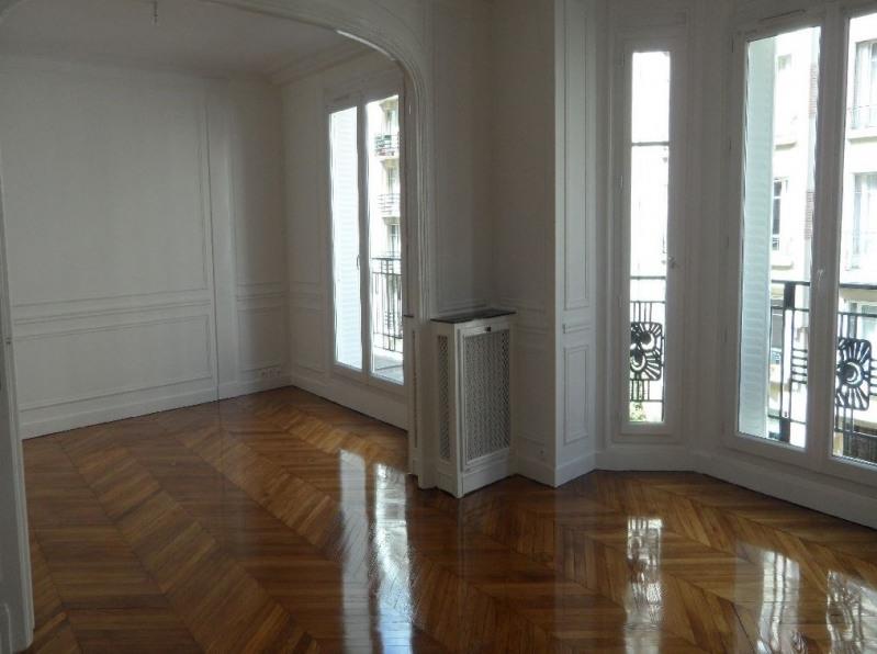 Rental apartment Paris 17ème 1960€ CC - Picture 2