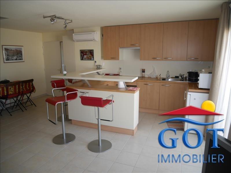 Verkoop  appartement St laurent de la salanque 149000€ - Foto 4