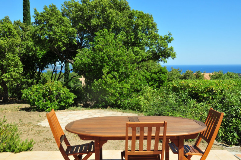 Location vacances maison / villa Cavalaire sur mer 2000€ - Photo 5