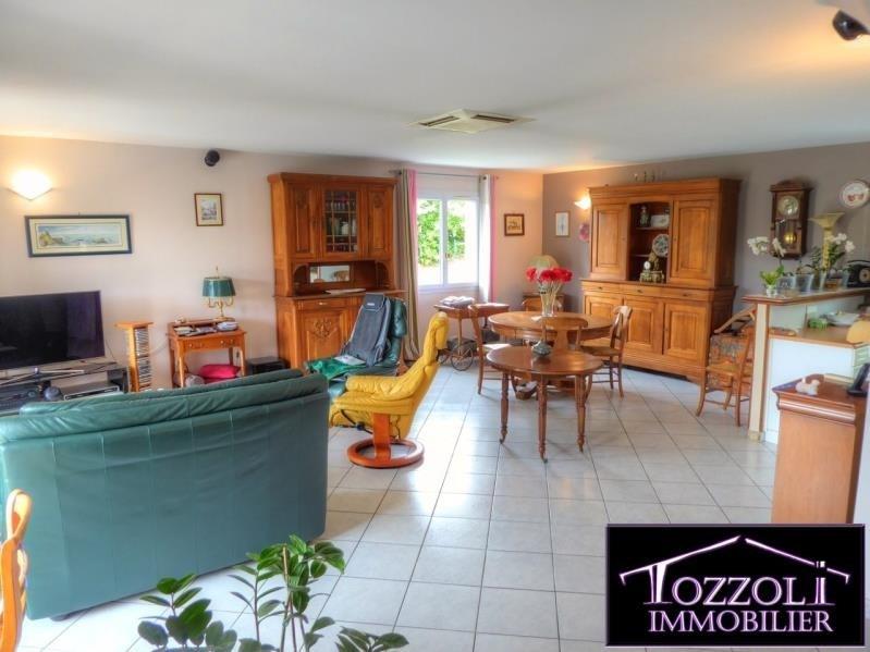 Vente maison / villa Villemoirieu 332000€ - Photo 5