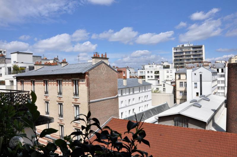 Vente appartement Paris 20ème 565000€ - Photo 7