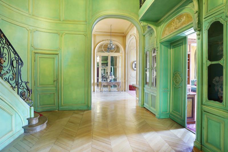 Revenda residencial de prestígio apartamento Paris 16ème 5750000€ - Fotografia 5