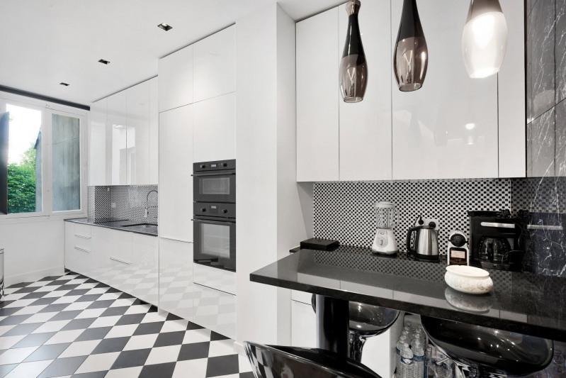 Revenda residencial de prestígio apartamento Paris 16ème 1790000€ - Fotografia 7