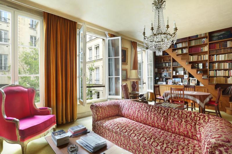 Vente de prestige appartement Paris 1er 1525000€ - Photo 2