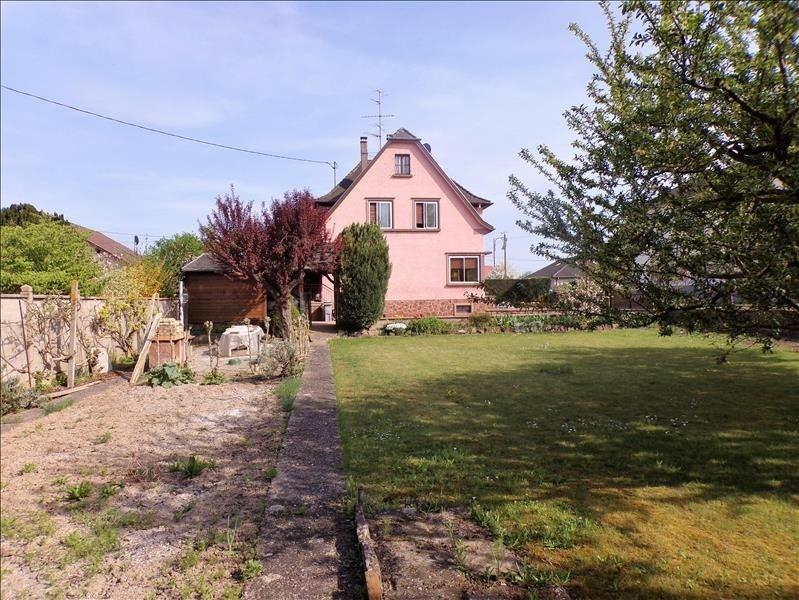 Venta  casa Huttenheim 265000€ - Fotografía 1