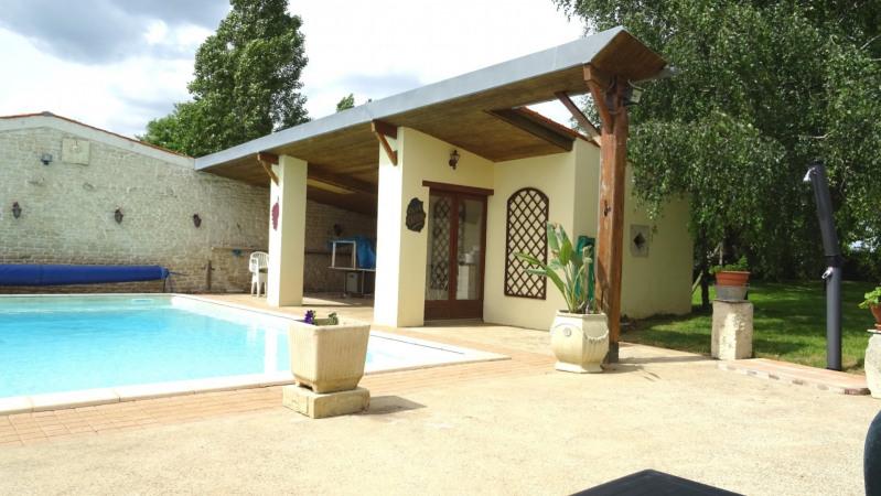 Vente maison / villa Mouzeuil st martin 349900€ - Photo 4