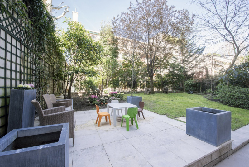 Deluxe sale apartment Neuilly-sur-seine 4840000€ - Picture 15