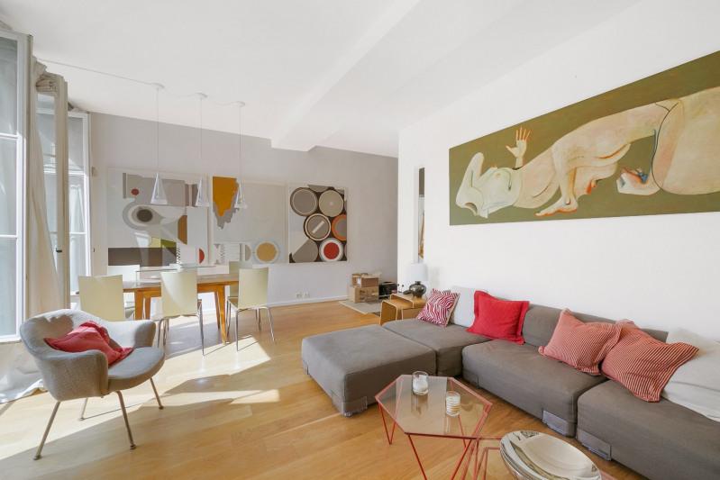 Verkoop van prestige  appartement Paris 3ème 820000€ - Foto 3