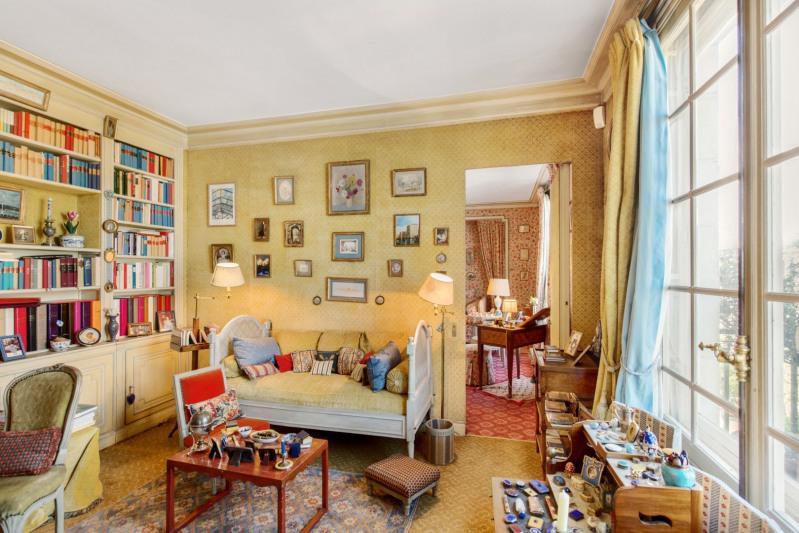 Revenda residencial de prestígio apartamento Paris 16ème 3250000€ - Fotografia 10