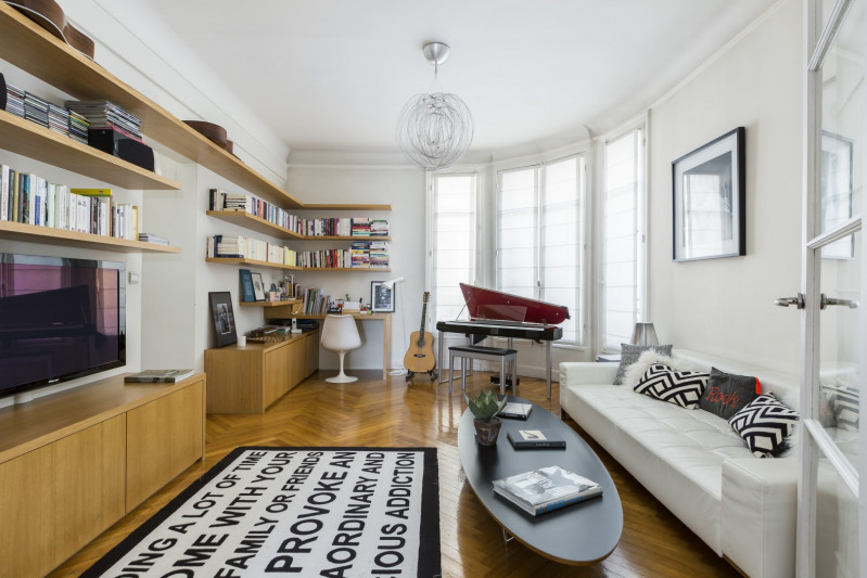 Deluxe sale apartment Boulogne-billancourt 2 140 000€ - Picture 7