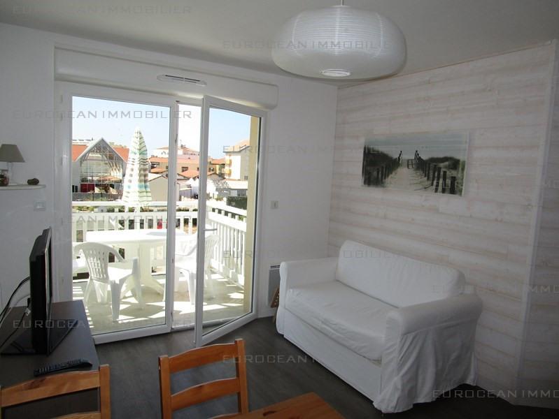 Vermietung von ferienwohnung wohnung Lacanau-ocean 355€ - Fotografie 4