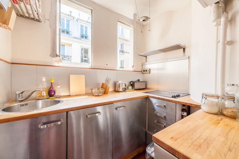Vente appartement Paris 17ème 465000€ - Photo 5