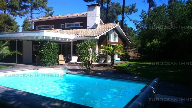 Location vacances maison / villa Lacanau-ocean 2318€ - Photo 1