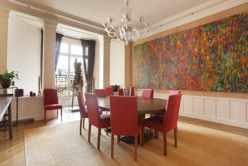 Deluxe sale apartment Paris 16ème 4900000€ - Picture 3