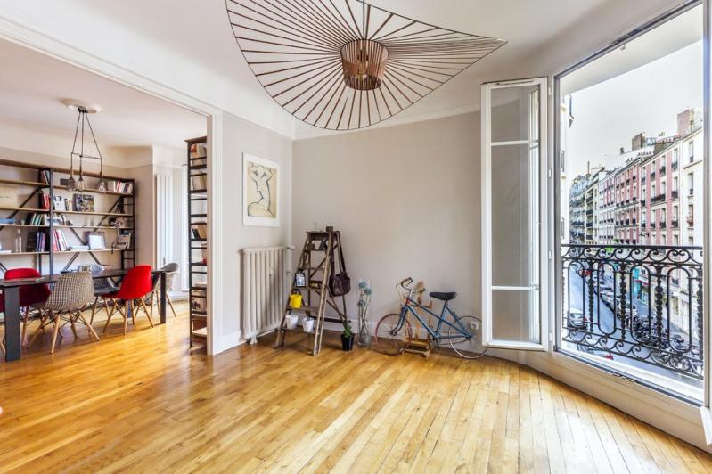 Vente appartement Paris 18ème 880000€ - Photo 2