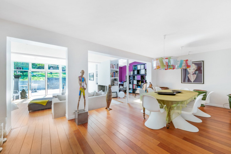 Venta de prestigio  casa Rueil-malmaison 1630000€ - Fotografía 1