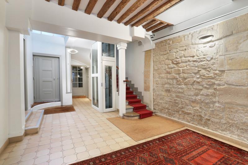 Vente de prestige appartement Paris 3ème 1500000€ - Photo 10