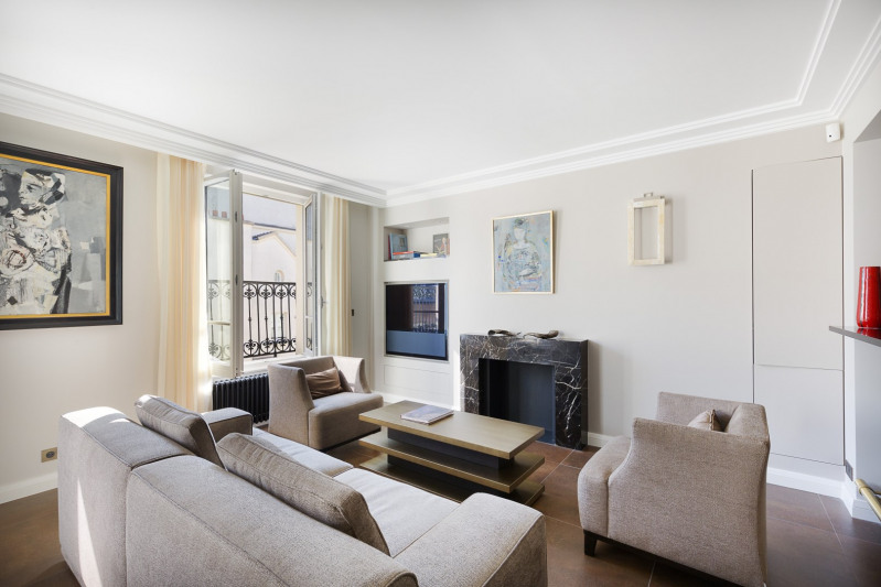 Vente de prestige appartement Paris 8ème 1 890 000€ - Photo 5