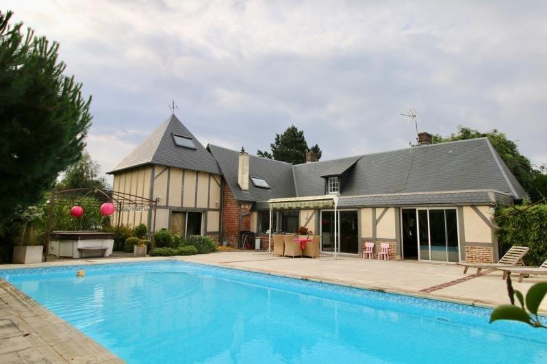 Deluxe sale house / villa La barre en ouche 590000€ - Picture 1