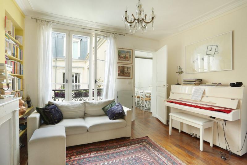 Verkoop van prestige  appartement Paris 4ème 735000€ - Foto 5
