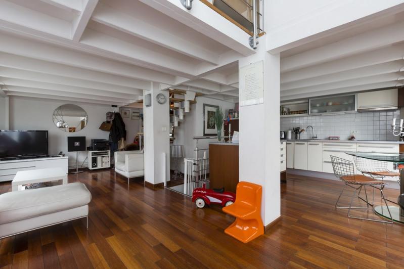 Vente appartement Paris 18ème 699000€ - Photo 4