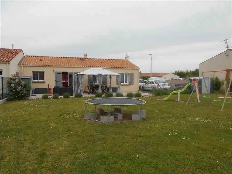 Sale house / villa St jean d angely 133125€ - Picture 10