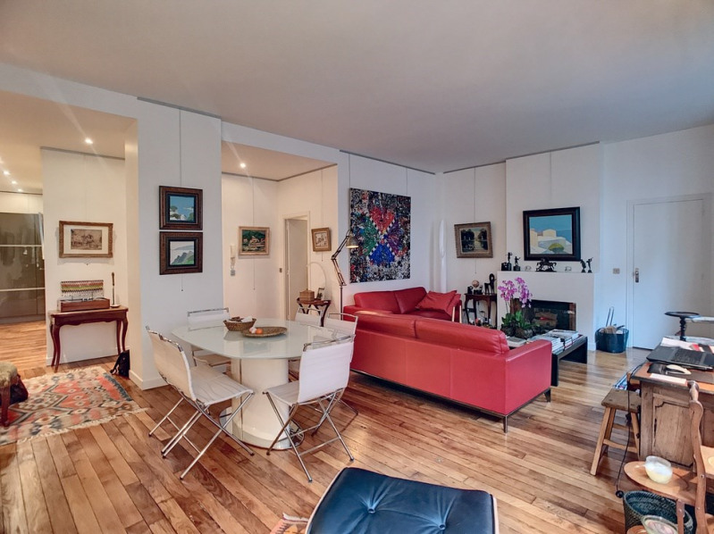 Deluxe sale apartment Paris 1er 1300000€ - Picture 3