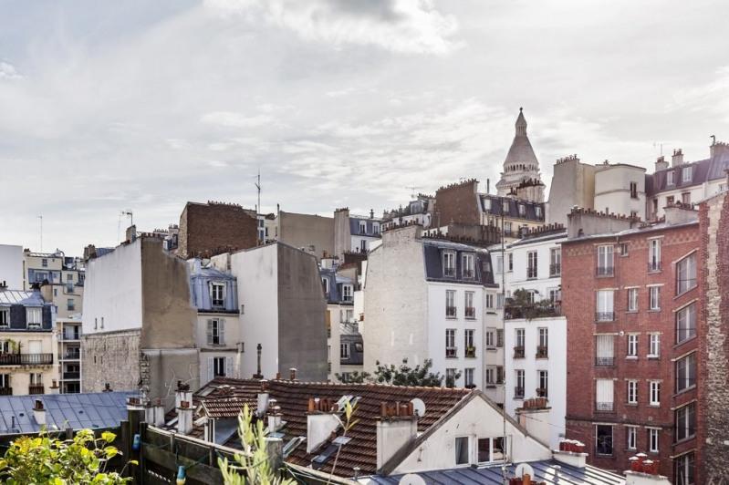 Deluxe sale apartment Paris 18ème 1750000€ - Picture 4