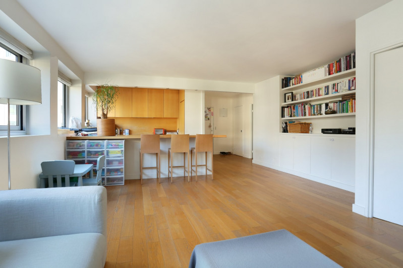 Revenda residencial de prestígio apartamento Paris 7ème 1297000€ - Fotografia 8
