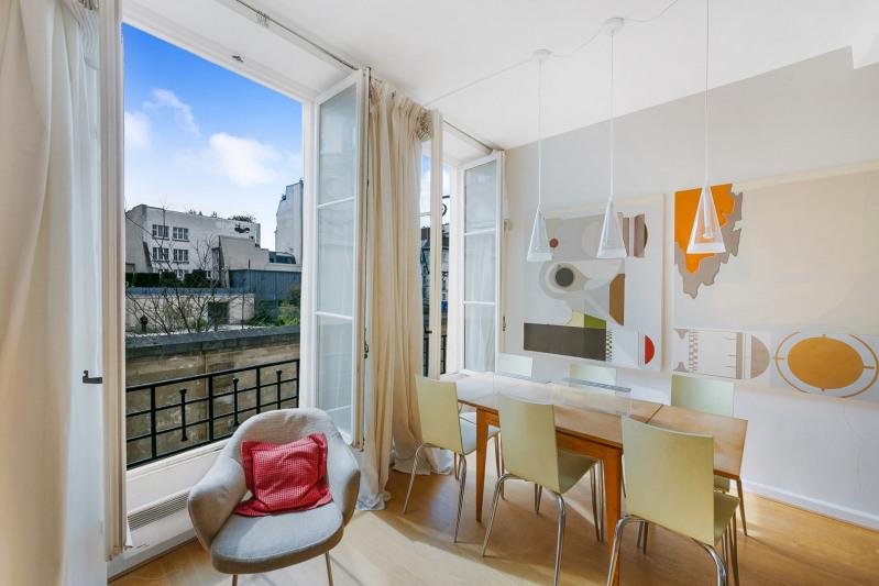 Verkoop van prestige  appartement Paris 3ème 820000€ - Foto 7