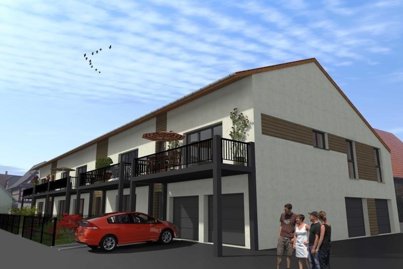Vente appartement Eckwersheim 228500€ - Photo 2