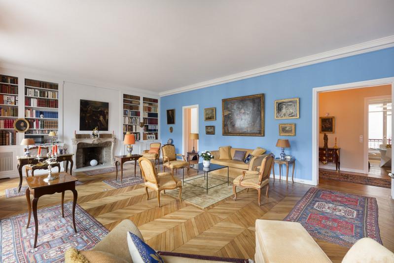 Vente de prestige appartement Paris 8ème 2600000€ - Photo 9