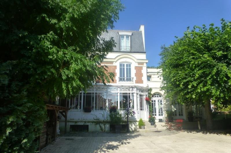 Deluxe sale house / villa Villennes sur seine 1495000€ - Picture 2