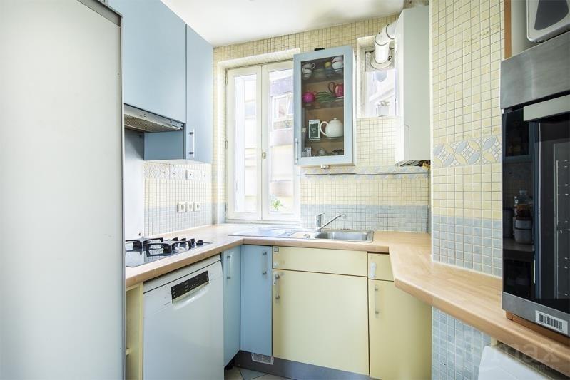 Sale apartment Courbevoie 370000€ - Picture 3
