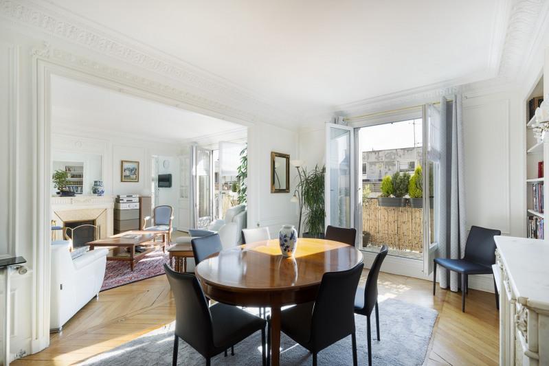 Venta de prestigio  apartamento Paris 16ème 2235000€ - Fotografía 7