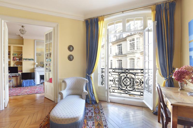 Revenda residencial de prestígio apartamento Paris 7ème 3290000€ - Fotografia 1