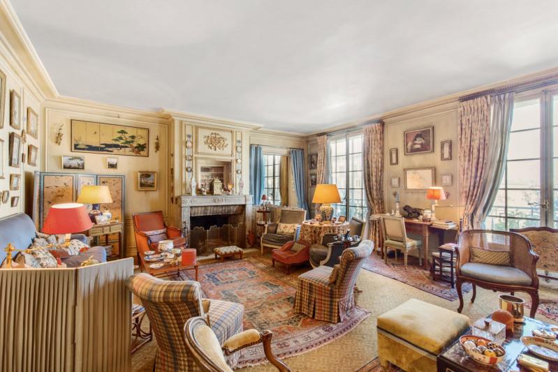 Revenda residencial de prestígio apartamento Paris 16ème 3250000€ - Fotografia 2