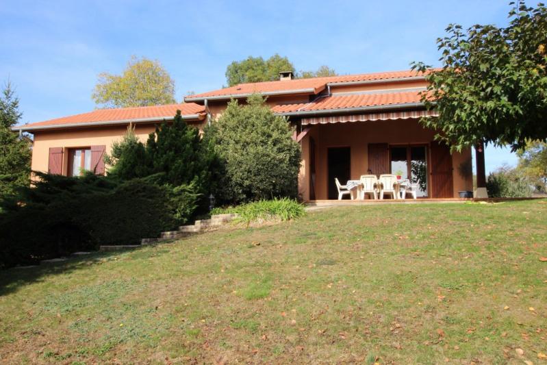 Vente maison / villa Frans 384000€ - Photo 2