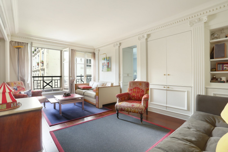 Deluxe sale apartment Paris 6ème 895 000€ - Picture 8