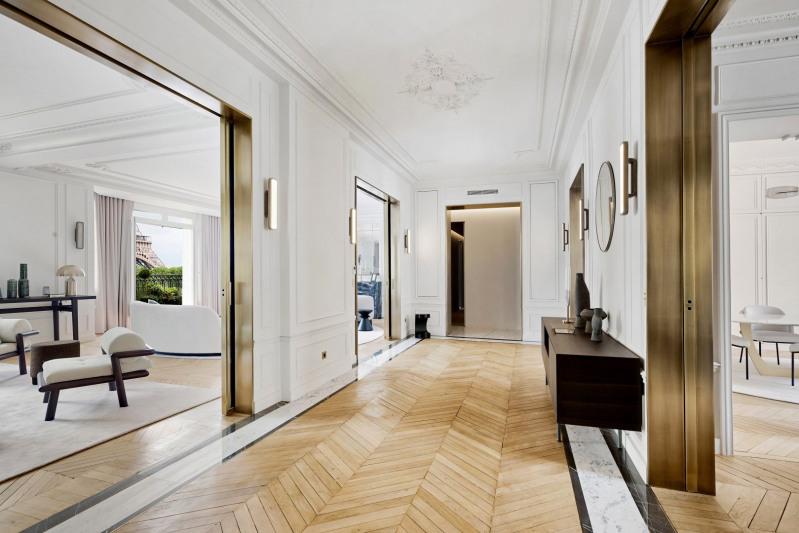 Revenda residencial de prestígio apartamento Paris 16ème 6500000€ - Fotografia 13