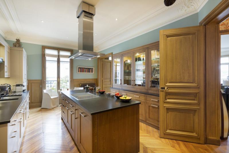 Vente de prestige appartement Paris 7ème 5850000€ - Photo 9