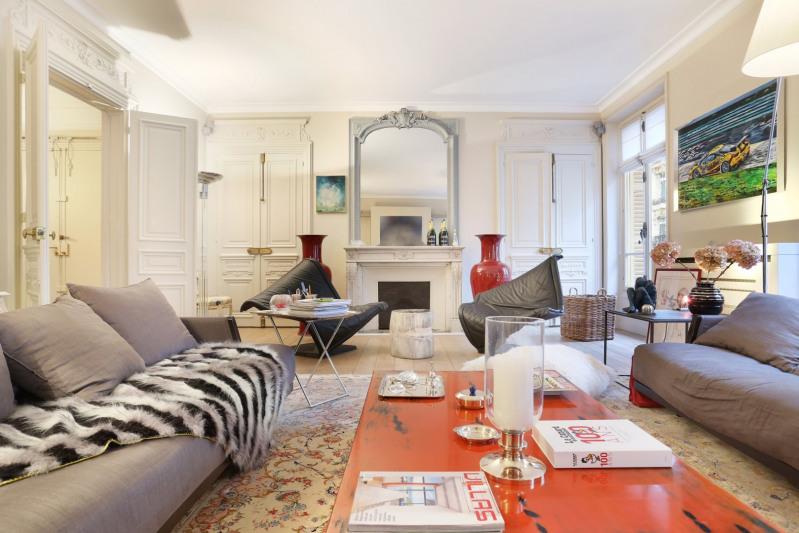 Vente de prestige appartement Paris 8ème 2650000€ - Photo 2
