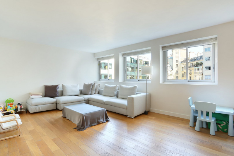 Revenda residencial de prestígio apartamento Paris 7ème 1297000€ - Fotografia 7