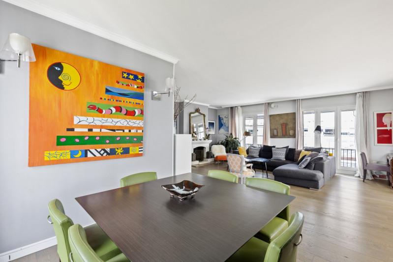 Vente de prestige appartement Saint cloud 1090000€ - Photo 3